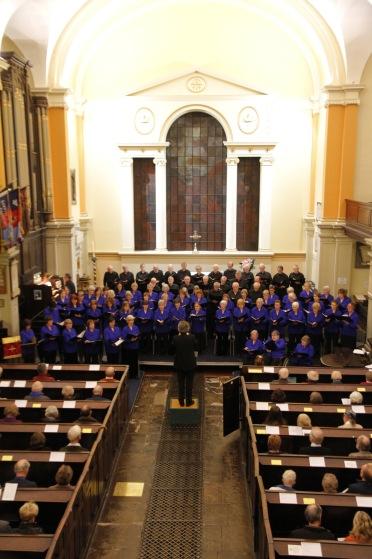 Macmillan and Elgar in St Paul's Church
