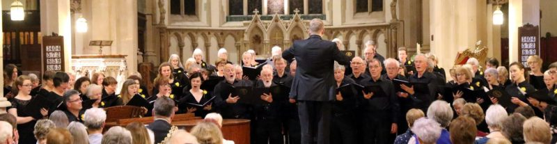 Birmingham Festival Choral Society.