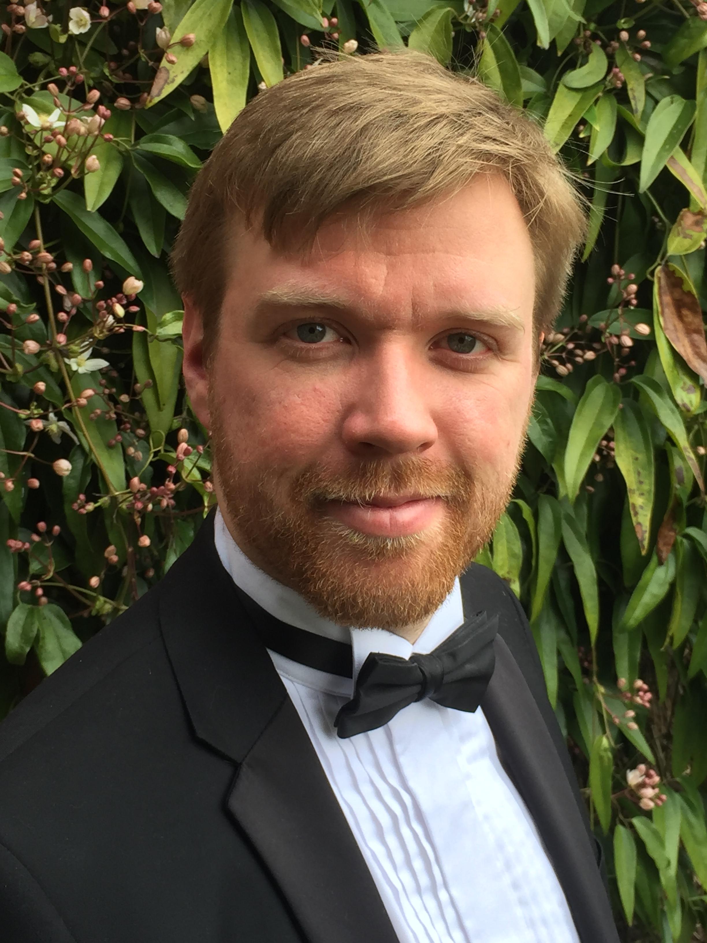 Richard Paterson headshot