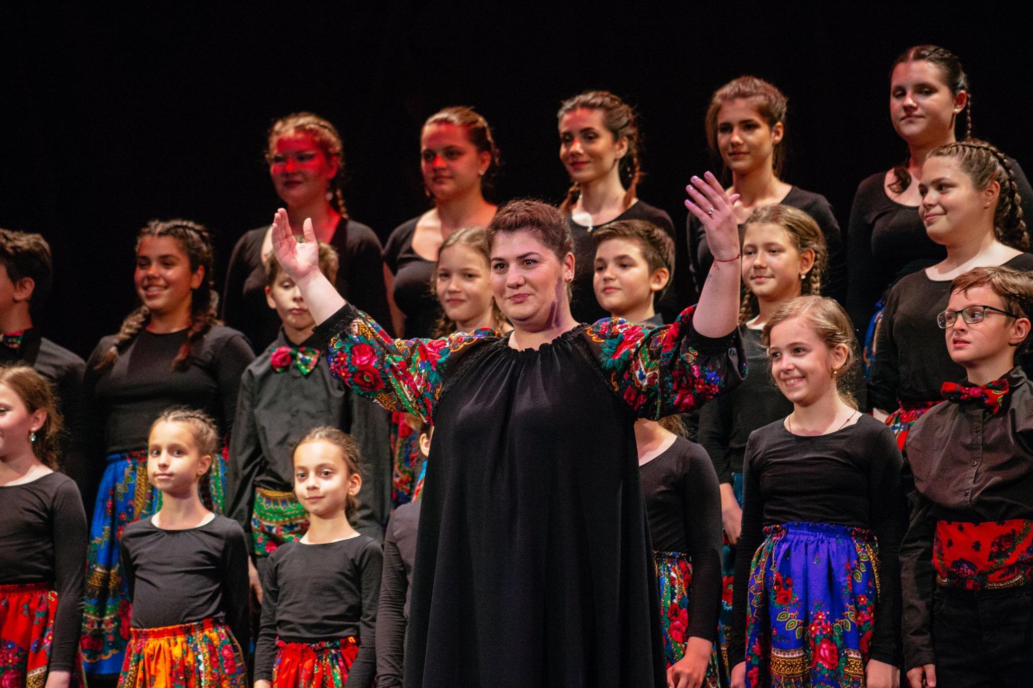 Bucharest Memories – singing with Cor cu Dor  | BIRMINGHAM